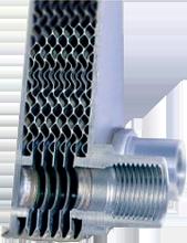 Паяный теплообменник KAORI K025 Минеральные Воды Пластины теплообменника Теплохит ТИ 52 Калининград